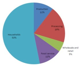 sources of food waste